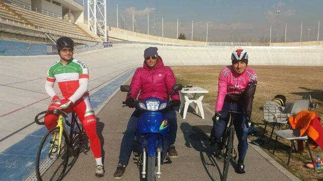 سرمربی تیم ملی دوچرخه سواری: نقدهای مغرضانه را نمی پذیریم، حداقل نصف کشورهای دیگر مسابقه برویم