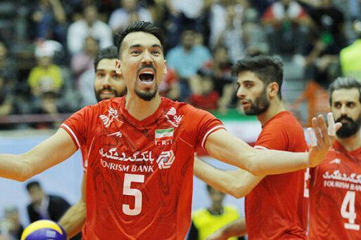 همه چیز درباره چهارمین حضور ایران در جام جهانی والیبال ، برنامه بازی های تیم ملی ایران