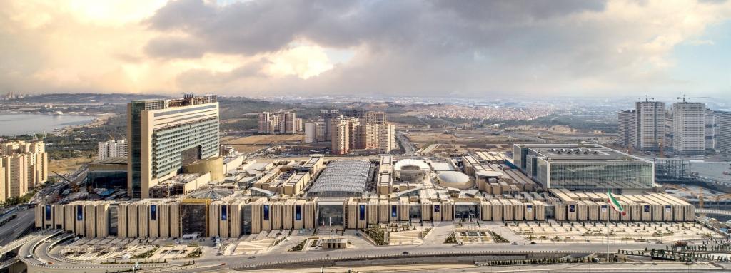 ایران مال ، تهران یکی از بزرگترین مراکز خرید خاورمیانه