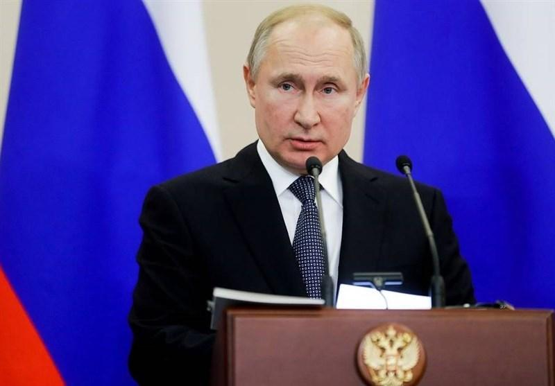 اظهارات پوتین درباره روند تحقق طرح های گازی روسیه در اروپا