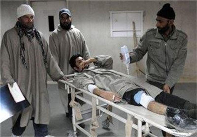 9 کشته و زخمی در اعتراضات کشمیر