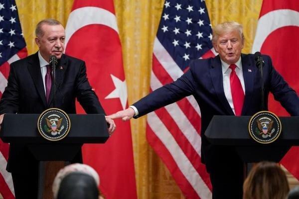 ترکیه سفیر آمریکا در آنکارا را احضار کرد