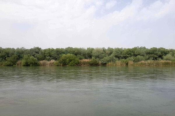 آب رودخانه کن پایش زیست محیطی می گردد