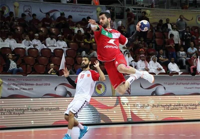 آمار عملکرد ملی پوشان هندبال ایران در بازی با چین