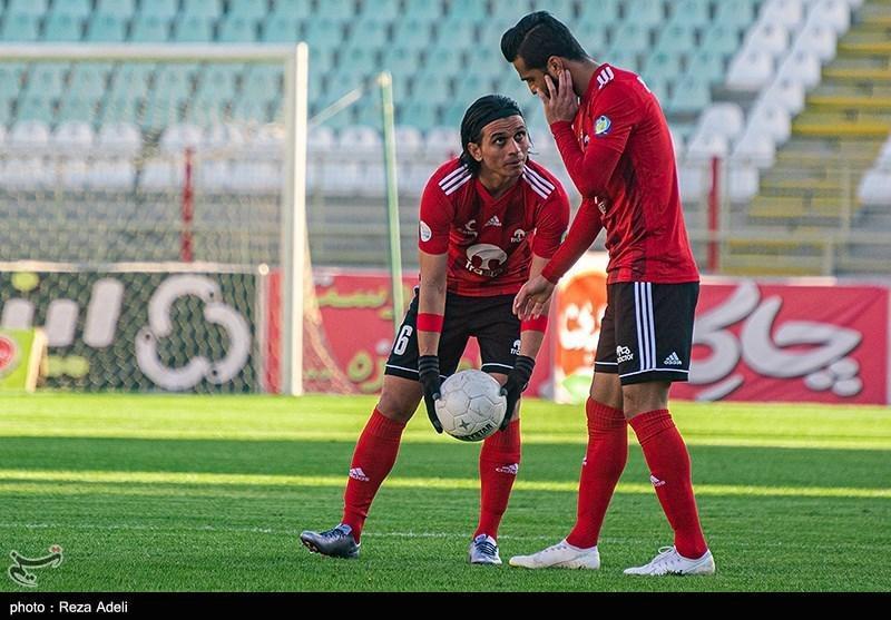 تساوی تراکتور مقابل تیم ترکیه ای در بازی محبت آمیز