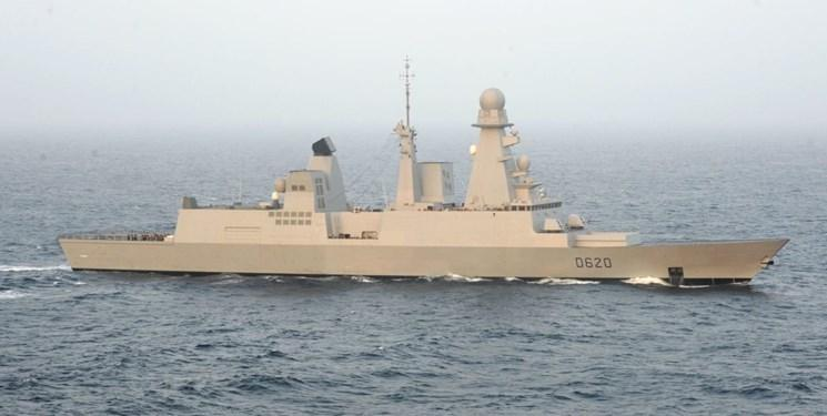 فرانسه از شروع فعالیت ائتلاف دریایی اروپا در تنگه هرمز اطلاع داد