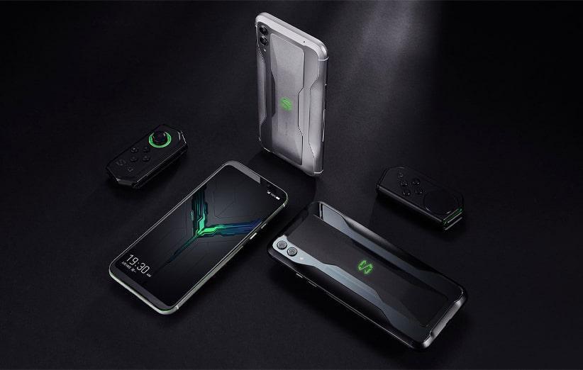 گوشی بلک شارک 3 پرو به ماشه های مکانیکی پاپ آپ مجهز خواهد شد!