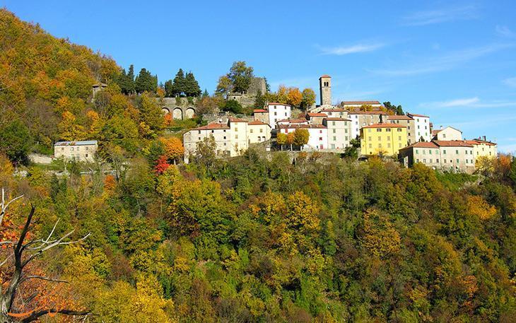 با یک دلار صاحب خانه در ایتالیا شوید!