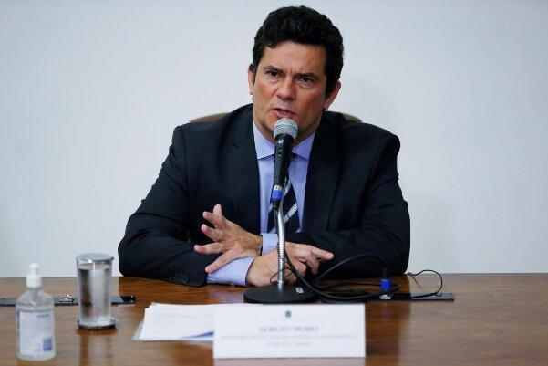 وزیر دادگستری برزیل کناره گیری کرد