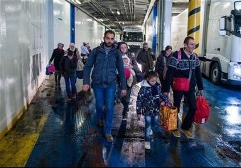 یونان: پیدا کردن تروریست ها در بین مهاجران تقریبا غیرممکن است