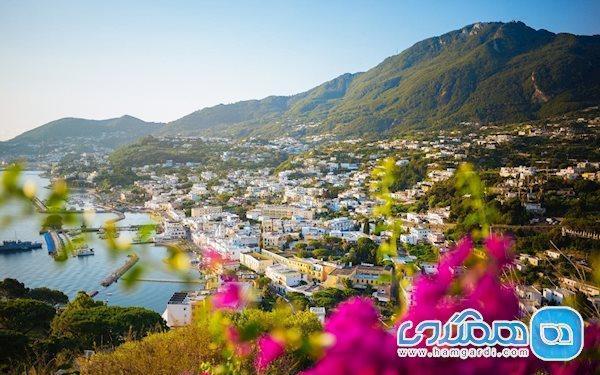جزیره ایشیا؛ زیبایی بکر و دیدنی در ایتالیا