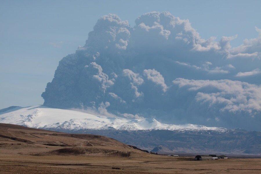 10 سال پس از فوران آتشفشان ایجافجالاجوکول، اروپا دوباره در شرایط اضطرار نهاده شد؟
