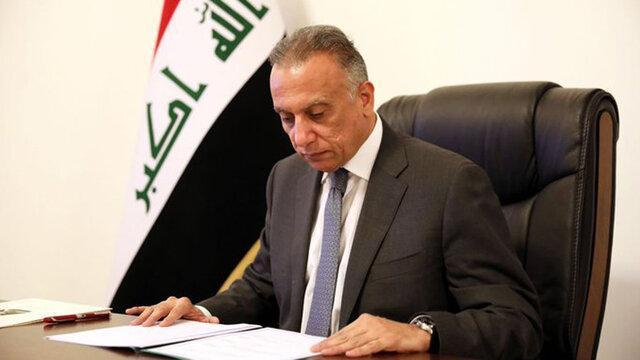 دعوت الکاظمی از رئیس جمهور مصر به بغداد
