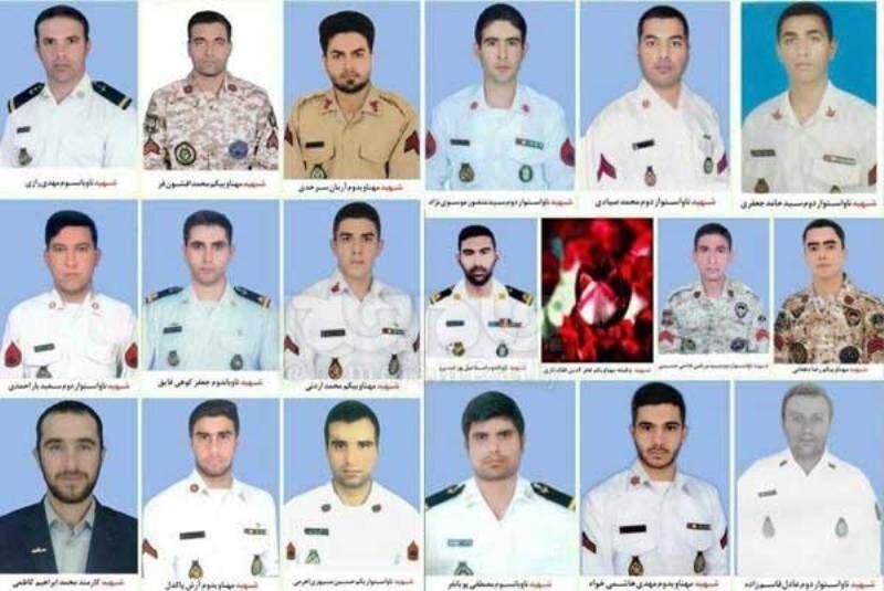 خبرنگاران پاکستان شهادت جمعی از کارکنان نیروی دریایی ایران را تسلیت گفت