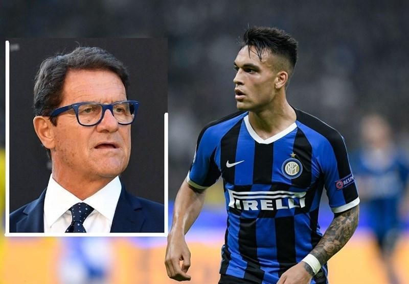 توصیه کاپلو به لائوتارو برای نرفتن به بارسلونا