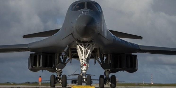 تداوم تنش ها بین آمریکا و چین؛ پرواز بمب افکنهای آمریکایی بر فراز چین جنوبی