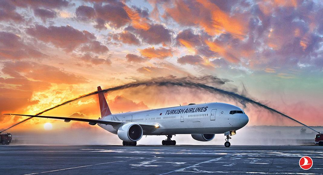 برقراری مجدد پروازهای ترکیش