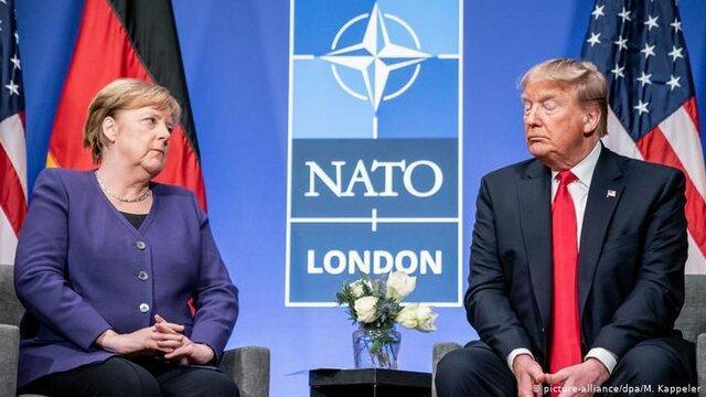 آلمان: خروج ترامپ از کاخ سفید هم روابط با آمریکا را ترمیم نمی کند