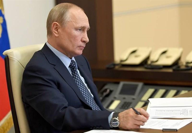 پوتین: روسیه با کمترین آسیب کرونا را پشت سر می گذارد