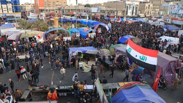 اعتراضات در جنوب عراق افزایش یافت