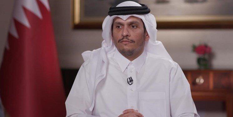 وزیر خارجه قطر: شراکت ما با آمریکا قوی تر از هر زمان دیگری است