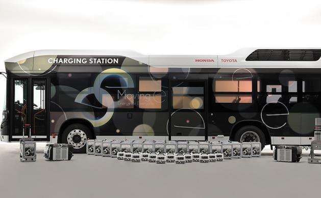 اتوبوس های برقی برای استفاده در حوادث بحرانی آزمایش می شوند