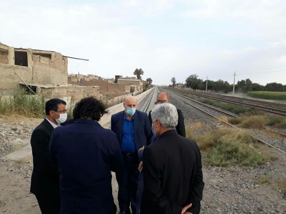 خبرنگاران آخرین گام برای تکمیل خط ریلی تهران - ورامین برداشته شد