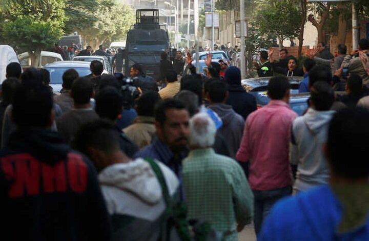 عفو بین الملل خواستار توقف سرکوب معترضین در مصر شد