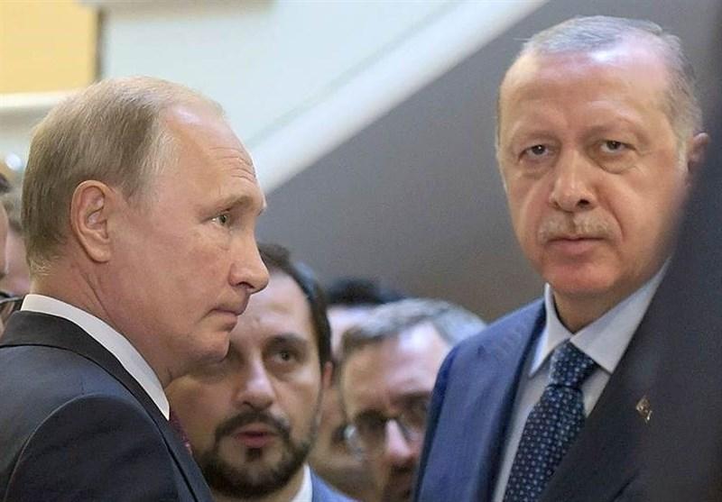 ابراز نگرانی پوتین از مداخله تروریست ها در درگیری قره باغ