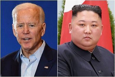 اعلام آمادگی بایدن برای دیدار با رهبر کره شمالی