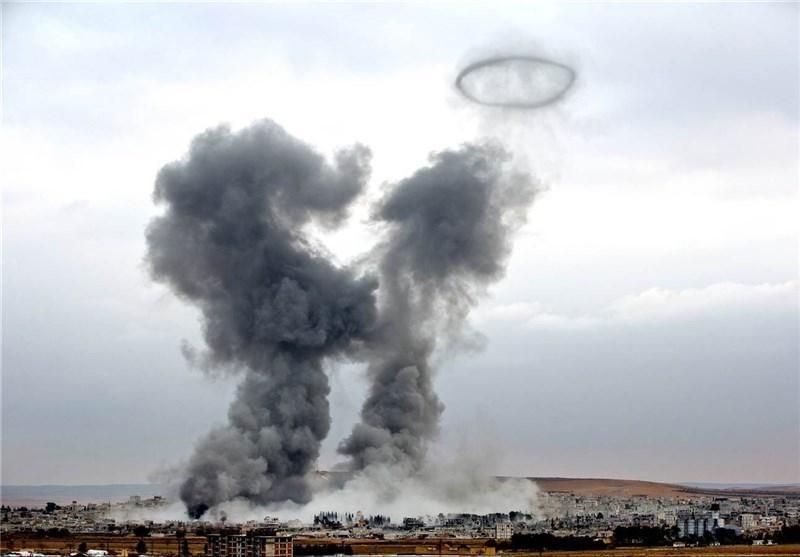 آتش سوزی عمدی در 2 درمانگاه سیار حشدالشعبی در نجف اشرف