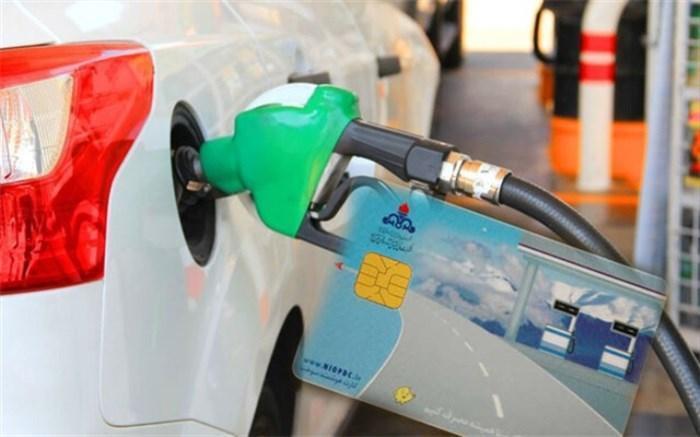 کاهش زمان ذخیره بنزین در کارت های سوخت تکذیب شد