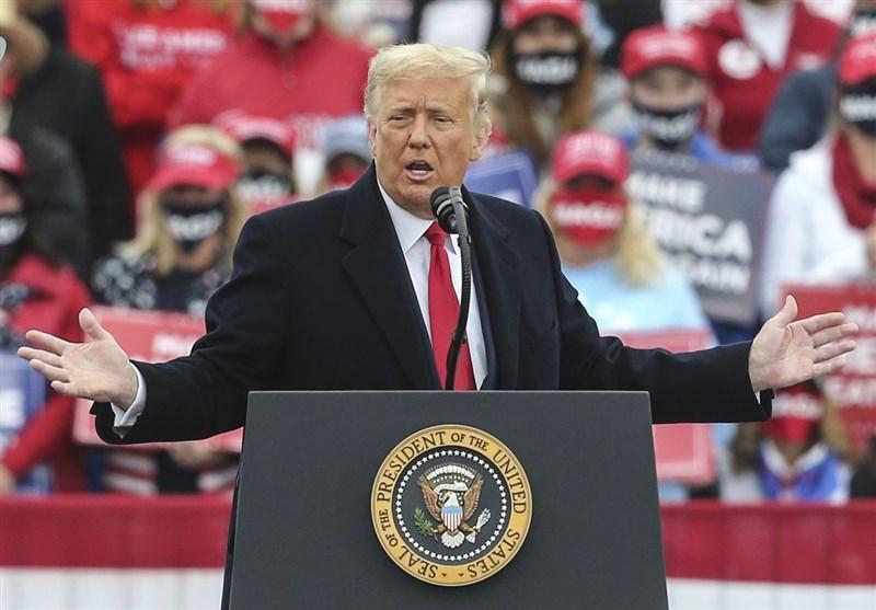 هشدار ترامپ درباره امکان بروز آشفتگی بعد از انتخابات