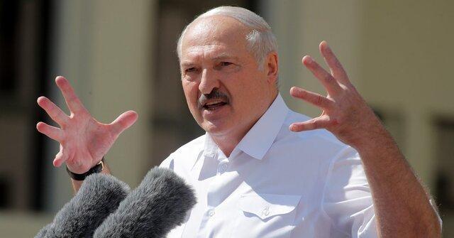 لوکاشنکو: مراکز سرویس های ویژه آمریکا در کی یف و ورشو شناسایی شده اند