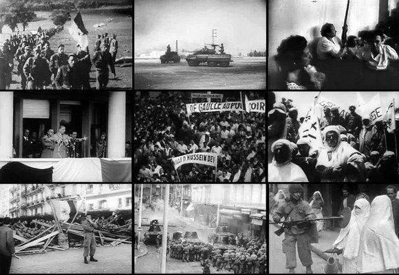 خبرنگاران فرانسه از عودت اسناد 132 سال جنایت و استعمار در الجزایر طفره می رود