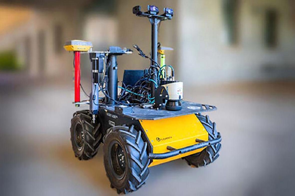 رباتی که کمک حال کشاورزان می شود