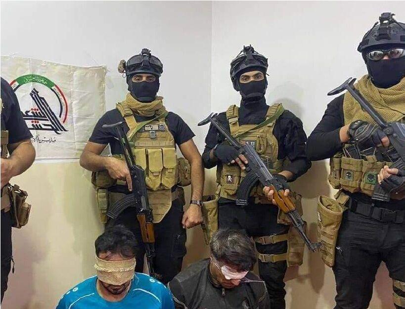 الحشد الشعبی مسئول مدیریت نظامی داعش در کرکوک را دستگیر کرد