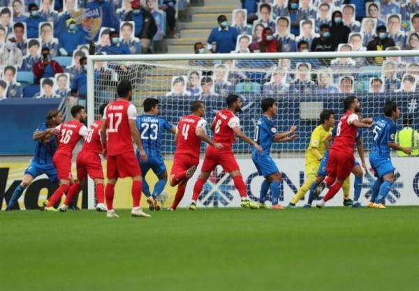 سرلک و عبدی، بهترین بازیکنان فینال لیگ قهرمانان آسیا از نگاه AFC
