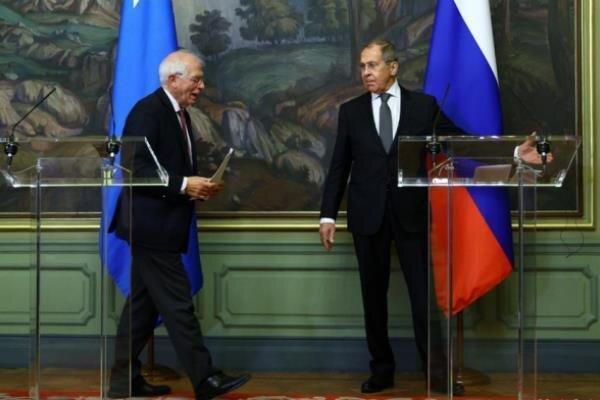 وزرای خارجه اتحادیه اروپا رابطه با روسیه را ارزیابی می نمایند