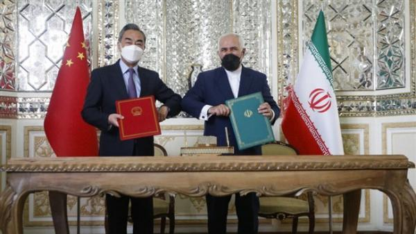 سند جامع همکاری های 25 ساله ایران و چین امضا شد