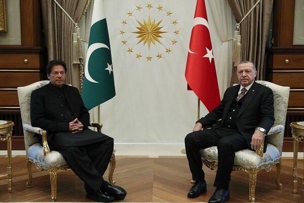 عمران خان و اردوغان درباره افغانستان رایزنی کردند