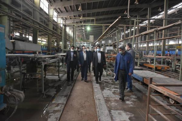 خبرنگاران 30 میلیارد ریال به کارخانه کاشی طوس قوچان اختصاص می یابد