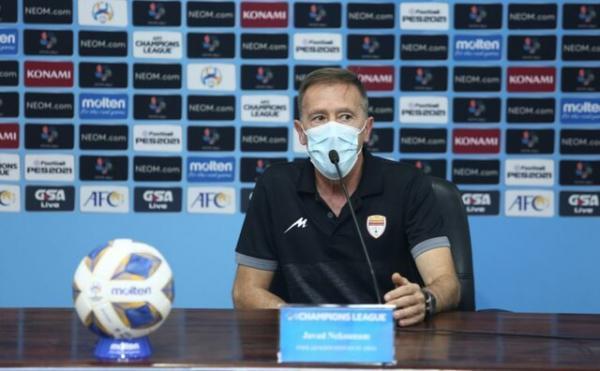 یوسو سسما: ملاقات فولاد و النصر برای هر دو تیم سخت است