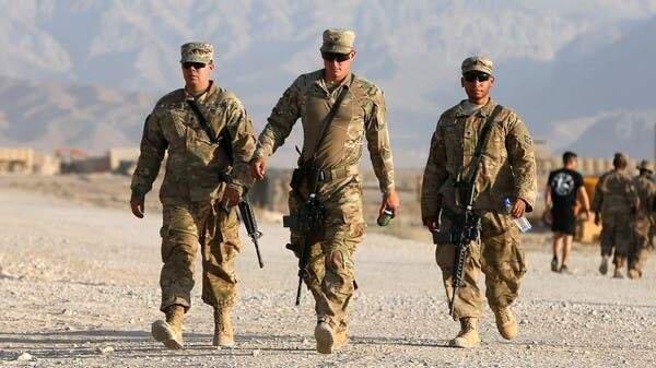 درخواست متحدان اروپایی آمریکا برای تاخیر در خروج از افغانستان