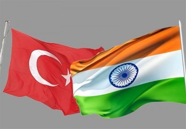 روابط ترکیه - هندوستان، آنکارا به دنبال کارت طلایی
