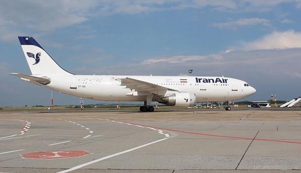 برقراری پرواز فوق العاده ایران ایر به پاریس
