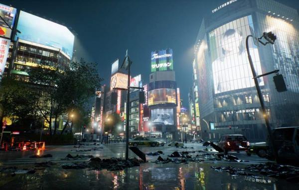 عرضه بازی Ghostwire: Tokyo به اوایل 2022 موکول شد