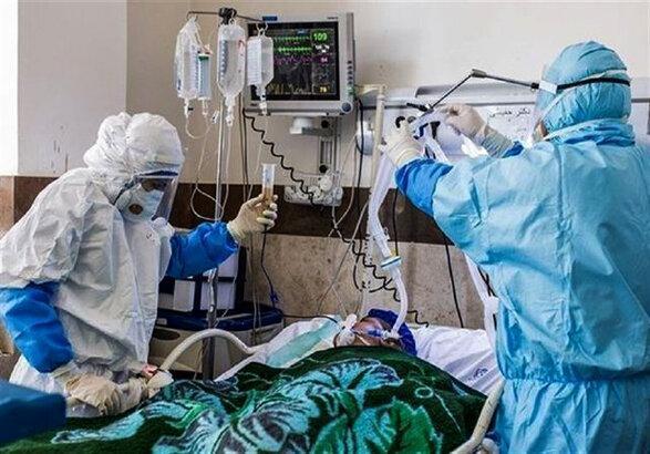 141 بیمار کرونایی در زنجان اسیر تخت های بیمارستانی