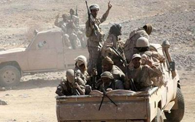 سیطره ارتش یمن بر ده ها موضع در جنوب غرب عربستان