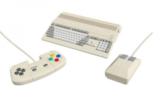 خاطرات شیرین بازی با آمیگا 500 را با نسخه بازسازی شده A500 مینی زنده کنید!